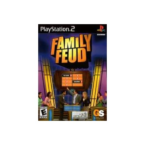 Family Feud - Playstation 2 - Punchout Gaming