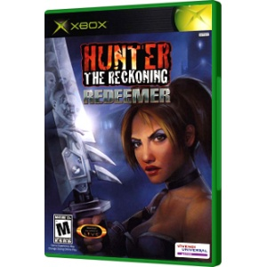 hunter-the-reckoning-redeemer-xbox
